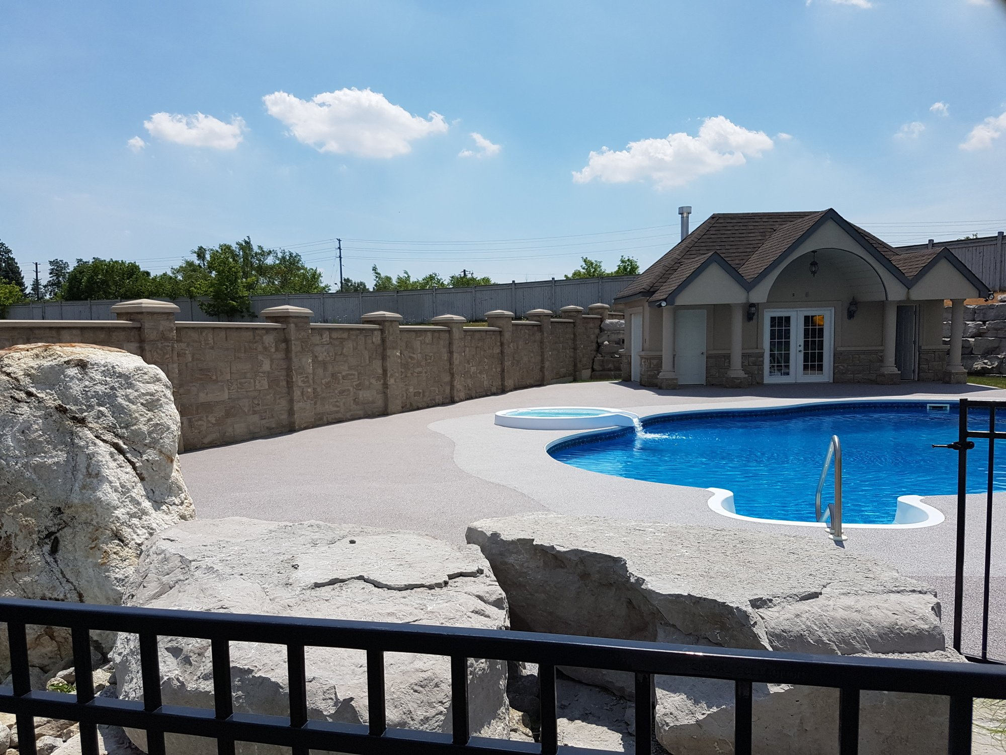 Home Pool Resurfacing